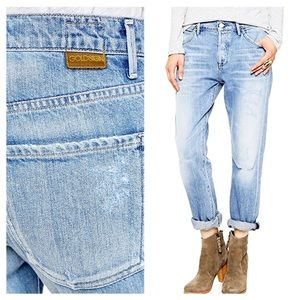 GOLDSIGN Stevie Slim Fit Relaxed Jeans